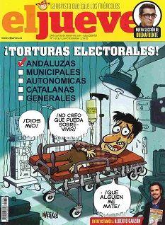 EL JUEVES  nº 1974 (25-31 marzo 2015)