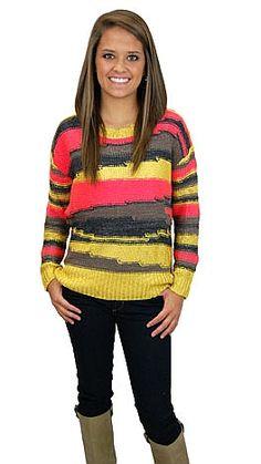 """""""Wild Child Sweater"""" www.shopbluedoor.com $46 #shopbluedoor"""