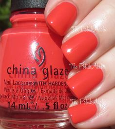 The PolishAholic: China Glaze Spring 2015 Road Trip Collection Swatches & Review. I Brake For Color