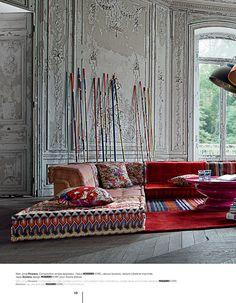 roche bobois floor cushion seating. Roche Bobois #Sofa #sofamoderno #MahJong #sofamodular #sala #salamoderna #ideassalamoderna Floor Cushion Seating E