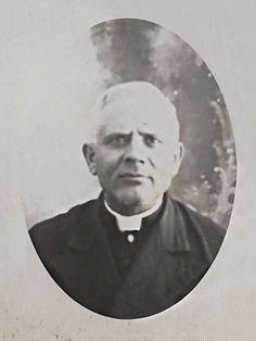 """Don Salvatore Pannullo, detto """"zi' Tore"""", divenuto parroco di Pietrelcina nel 1901"""