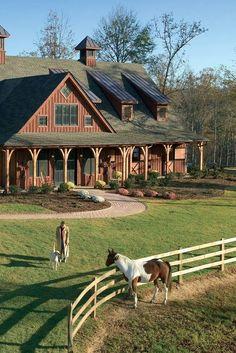 Beccas und Sammys Elternhaus