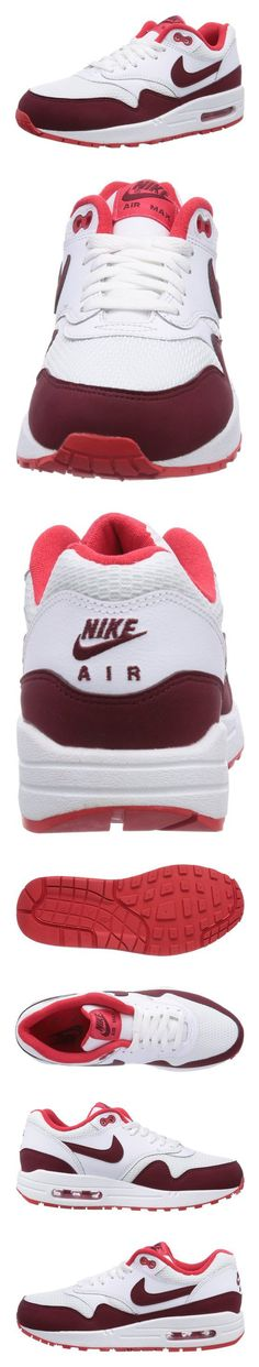$89.95 - nike womens air max 1 essential trainers 599820 sneakers shoes (uk 4.5 us 7 eu 38 #shoes #nike #road_running #running #athletic #women #departments #men #2009