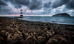 Penmon Sunrise by Chris Newham, via 500px