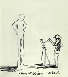 Scetch. Øyvind Westgård Illustrations, Drawings, Inspiration, Art, Biblical Inspiration, Art Background, Illustration, Kunst, Sketches