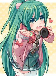 Cute Hatsune Miku
