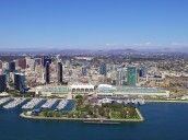 Fifth Avenue Landing - San Diego, California, USA
