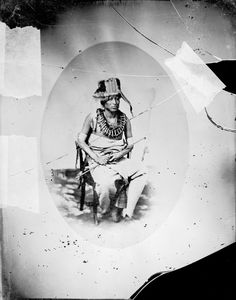 The Brave Chief , 1858