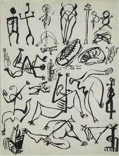 Jackson Pollock #Pollock #art