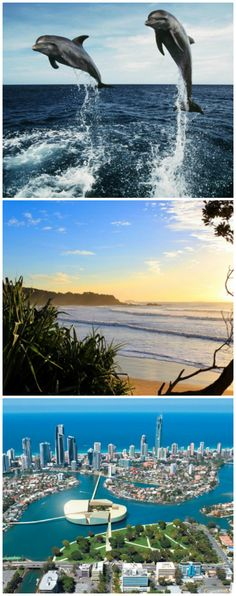 Fraser Island and Eastern Coast of Australia