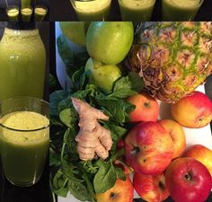 Detox og tarmsystemet juice