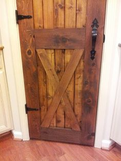 Due to the overwhelming response to the amazing door that Ric built for our kitchen pantry, I have asked him to give all of you a step by st...