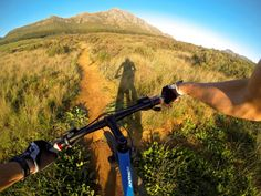 Nicholas Louw out for a ride in Stellenbosch in the Western Cape province of South Africa. Capture this shot with the GoPro Vented Helmet Mount, compatible with vented helmets: http://gopro.com/camera-mounts/vented-helmet-strap-mount