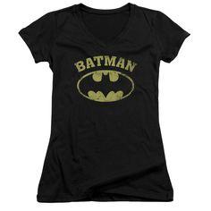 Batman/Over Symbol-Black