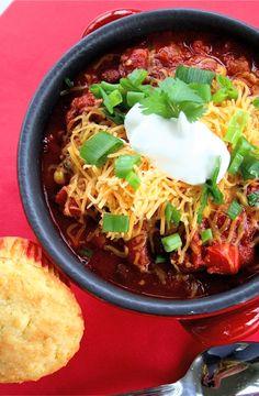Low FODMAP Recipe and Gluten Free Recipe - Burnt eggplant veggie chili http://www.ibs-health.com/low_fodmap_burnt_eggplant_veggie_chili.html