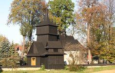Kościół pw. Wniebowzięcia Najświętszej Marii Panny w Woźnikach - Zabytek. Polecam z przewodnikiem turystycznym byStep.pl