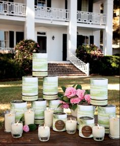 Lowcountry Luxe Candle  Savannah, GA