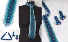 A tie like the sky