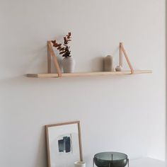 Rustic Pallet shelf with 2 shelves and pre-drilled | Etsy Wooden Shelving Units, Modern Shelving, Metal Floating Shelves, Metal Shelves, Leather Strap Shelves, Wall Shelf Rack, Wooden Coat Hooks, Modern Wall Hooks, Low Bookcase