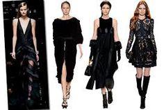 Resultado de imagem para moda black