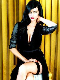 Eva Green for GQ France, June 2014