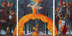 Картины известного белорусского художника Романа Заслонова - Журнал обо всём