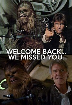 Looking forward  to see the new episode VIII