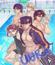 Image result for poison' jojo's bizarre adventure