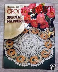 Resultado de imagem para Ancienne revue Septembre 1974 CROCHET D'ART TRICOT Sélection n° 10 16