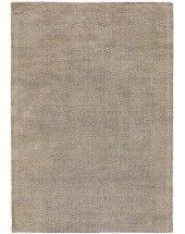 Sacha Marron Tapis Design, St Ives, Herringbone Pattern, Designer, Rugs, Silver, Home Decor, Room Carpet, Modern Carpet