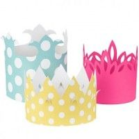 Paper Crown Kit