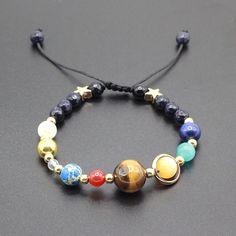 Solar System Stone Bracelet 1