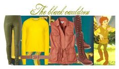 The black cauldron by slytheriner on Polyvore featuring J.W. Anderson, FOSSIL, Plein Sud, Timberland and CHARLES & KEITH