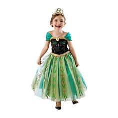Hot Summer Girl Fashion Elsa Anna Dress Children Clothing Girls Princess Elsa Anna Party Dresses Baby Kids Clothes Vestidos $12.57 => Save up to 60% and Free Shipping => Order Now! #fashion #woman #shop #diy www.uniquebaby.ne...