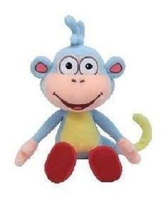 45e5610ecae Beanie Baby - Boots Dora s Monkey Ty Beanie