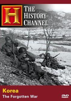 Korea - The Forgotten War (History Channel) A&E http://www.amazon.com/dp/B000AABL4E/ref=cm_sw_r_pi_dp_kg2Qub0EED8EM