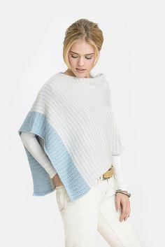 95dbd0cb79a71 NobleKnits.com - Blue Sky Alpacas Suri Merino Bianca Wrap Knitting Pattern
