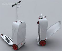 nexus scooter concept for airports - DOC352569