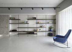 Hall and stairwell desperation Furniture Design Modern, Room Design, Living Room Modern, Room Interior, Home Office Design, Cabinet Design, Shelving Design, Interior Design, Furniture Design