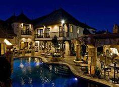 i love my dream house <3