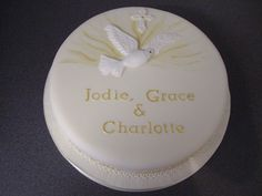 Confirmation Cakes | Confirmation cake photo: Confirmation cake jodieconfirmation.jpg