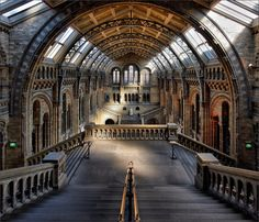 What museum is this?  Fantastic architecture.