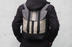 "Rucksack ""Pakke"" von lukation_d: http://de.dawanda.com/product/92355975-schnittmuster-rucksack-pakke-pdf-ebook"