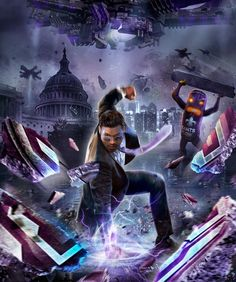 Saints Row: Gat out of Hell & Saints Row IV: Re-Elected Delivers 7 Deadly Sins Earlier Than Expected
