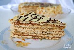 Торт эстерхази рецепт от селезнёва