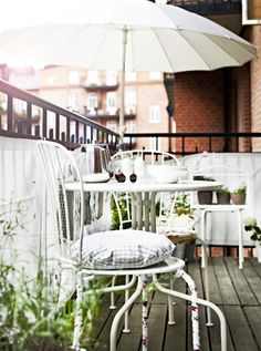 10 Romantic Balcony For Lovely | Home Design And Interior