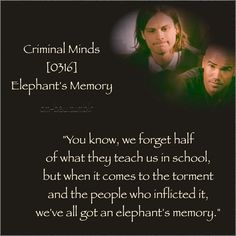 73 Best CRIMINAL MINDS Quotes images | Criminal minds quotes
