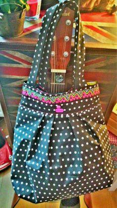 badetasche strandtasche aus wachstuch stern von wunschpunkt auf taschen upcycle. Black Bedroom Furniture Sets. Home Design Ideas