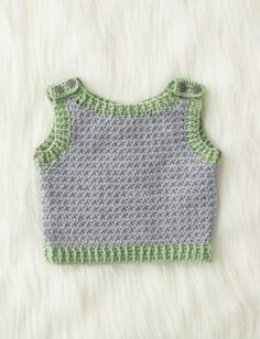 Elfin Hat and Vest - Patterns | Yarnspirations