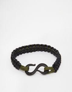 Icon Brand Hook Bracelet